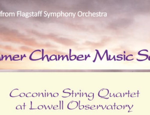Summer Chamber Music Series – Coconino String Quartet