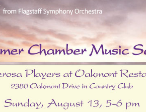 Summer Chamber Music Series – Ponderosa Players