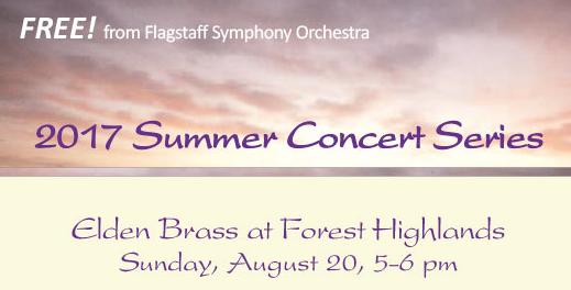 Summer Chamber Music Series – Elden Brass
