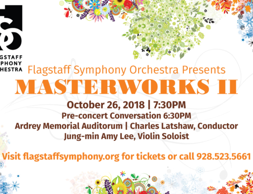 Strings Command The Stage For FSO Concert