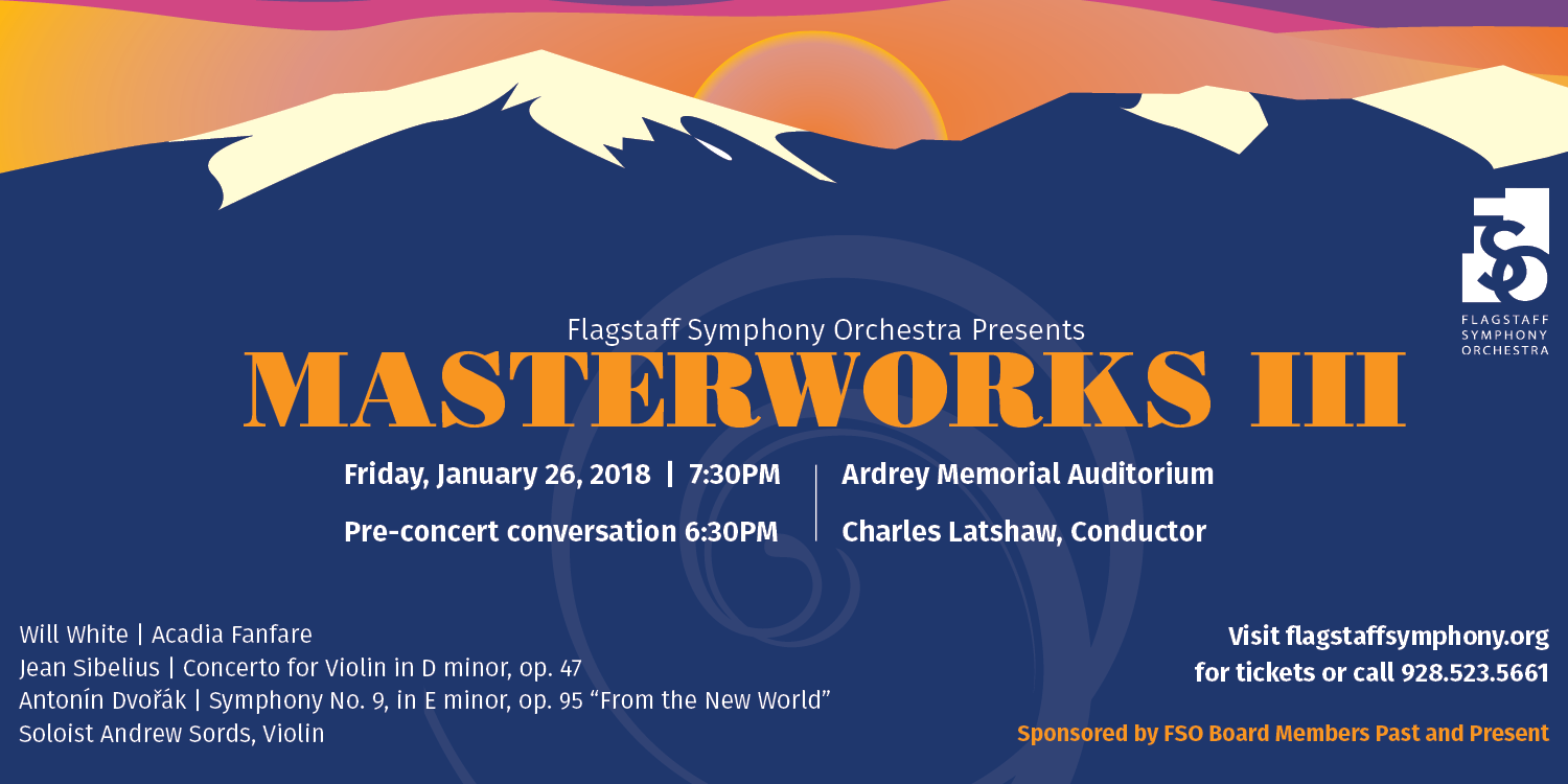 New Music and New World Symphony in FSO Program