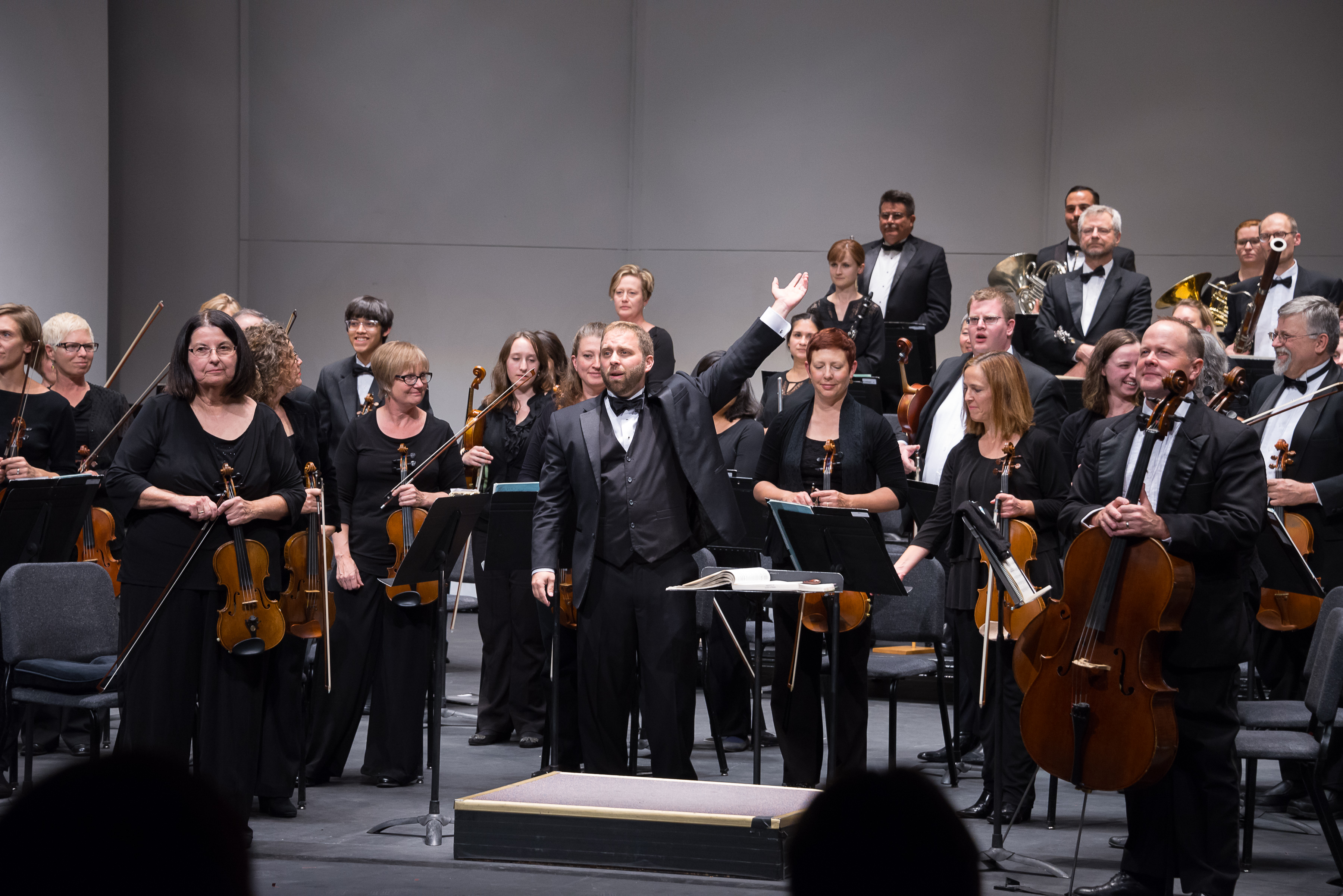 Fall Concerts Moved to Spring
