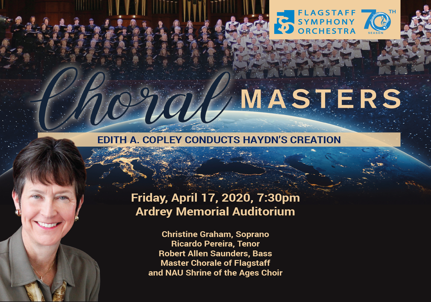 Choral Masters, Edith A. Copley Conducts Haydn's Creation