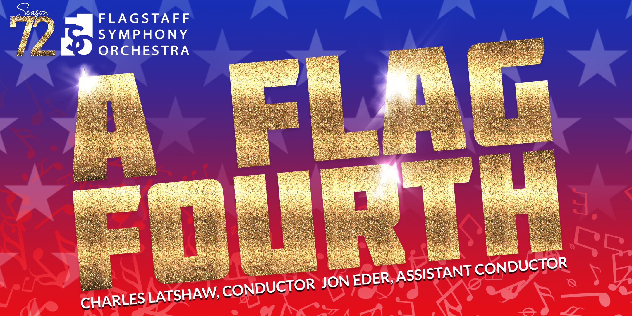 THE FLAGSTAFF SYMPHONY ORCHESTRA RETURNS TO LIVE PERFORMANCES ON JULY 4TH
