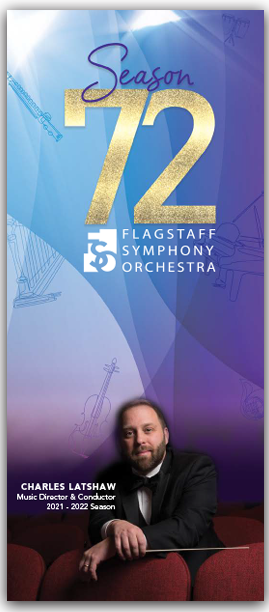 """FLAGSTAFF SYMPHONY ORCHESTRA PRESENTS A """"FAMILY POPS CONCERT"""" AT PEPSI AMPHITHEATER"""
